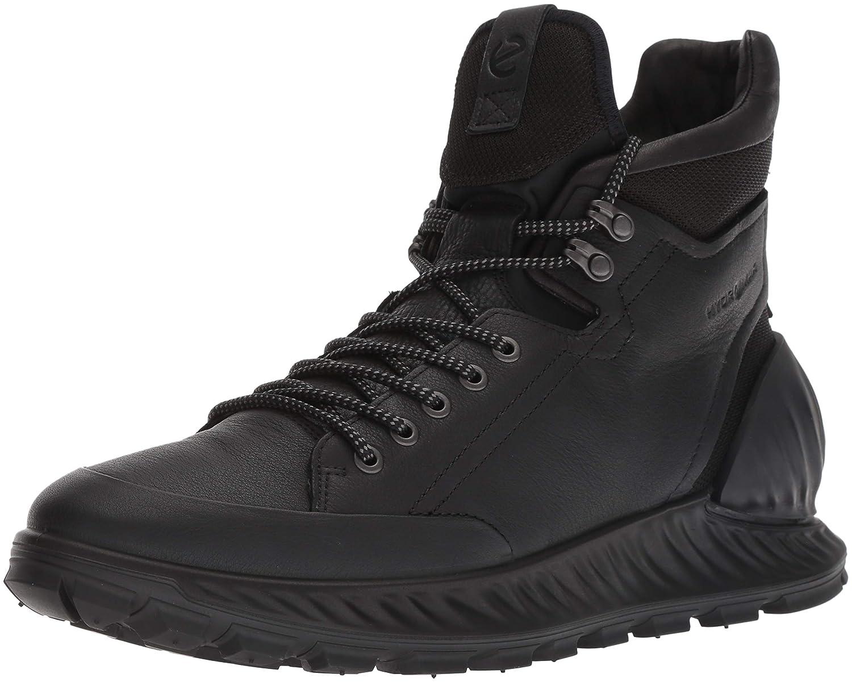 Schwarz(schwarz 51052) ECCO Herren Exostrike Klassische Stiefel