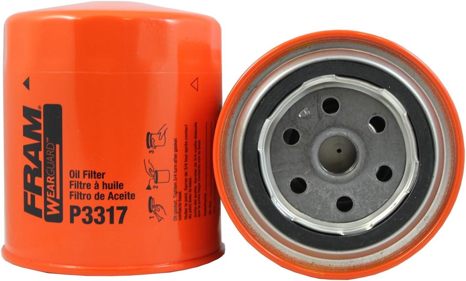 Fram Fuel Filter Base