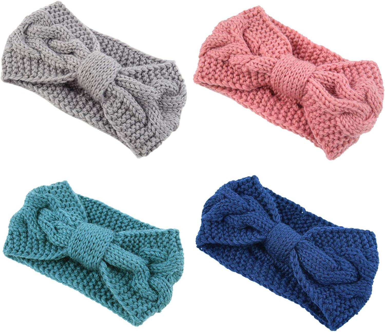 DRESHOW Crochet Turban...