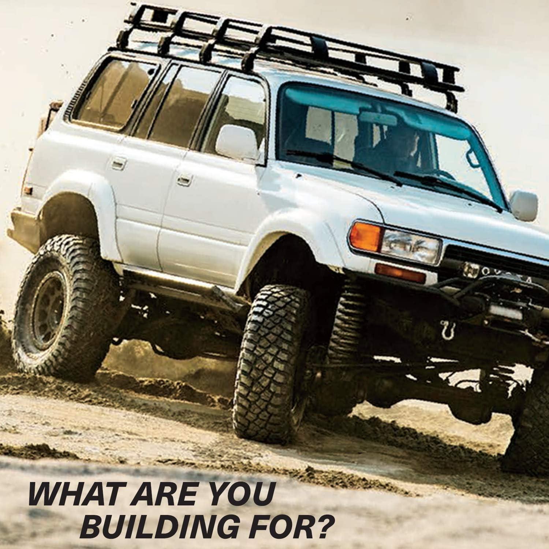 BFGoodrich Mud-Terrain T//A KM3 Radial Tire-LT285//55R20//E 122//119Q 122Q