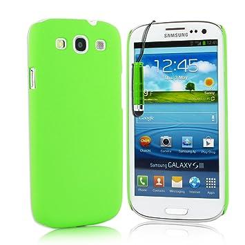 Kolay® Samsung Galaxy S3 móvil - silicona Case Hard Shell ...
