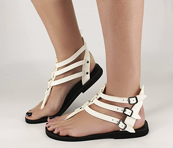 82126d272b29 Unisex Leather Sandals