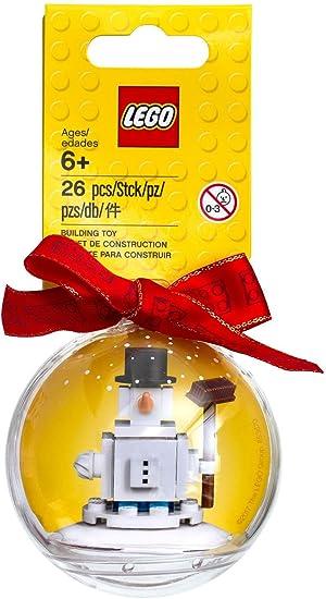 Boule Bonhomme De Jouets NeigeJeux Et Lego Le Noël KcF1lJ