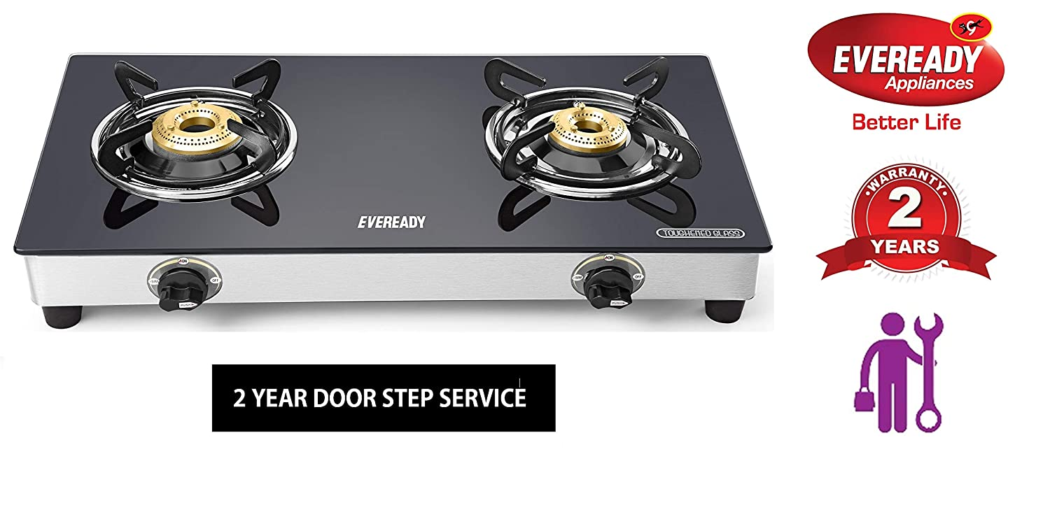 Eveready TGC2B Gas Stove