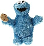 Marioneta Monstruo de las galletas de peluche pequeña manzana 23 cm