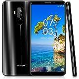 HOMTOM S8 Smartphone Schermo 18:9 Aspetto Rapporto Android 7.0 Schermo da 5,7 Pollici Ultra sottile da7.9mm, 720 x 1440 pixel HD 2.5D MTK6750T 1,5 GHz Octa Core 4 GB+64 GB Fotocamera Posteriori da 16.0MP + 5.0MP Scheda Micro SIM + nano SIM/TF 3G 4G A-GPS Bluetooth GPS GSM WiFi