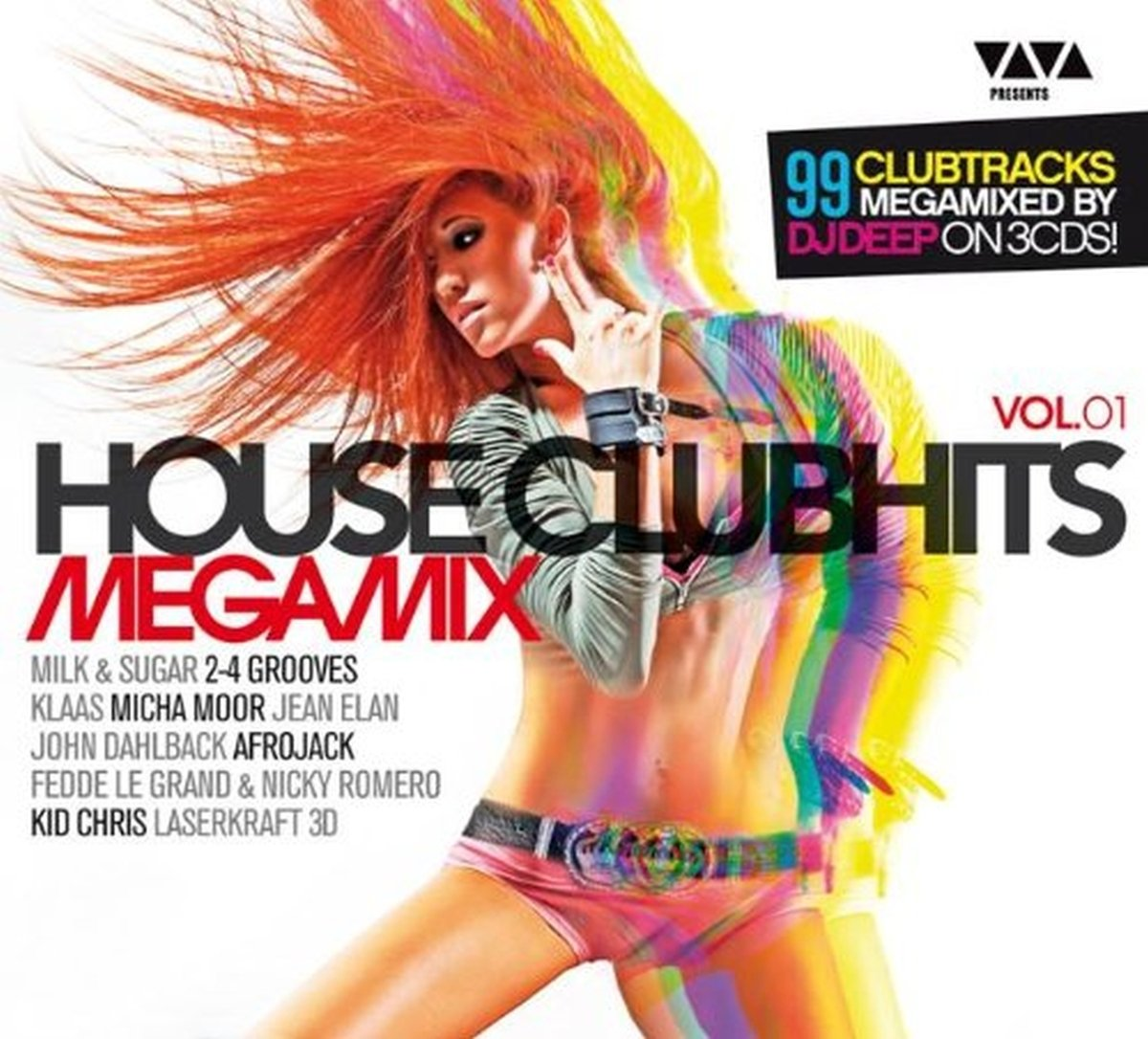 Download House Clubhits Megamix 1 pdf epub