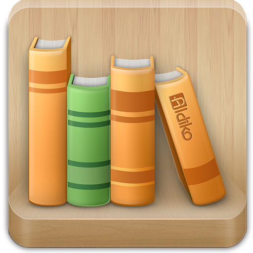 Aldiko Book Reader Premium (Best Mobi File Reader)