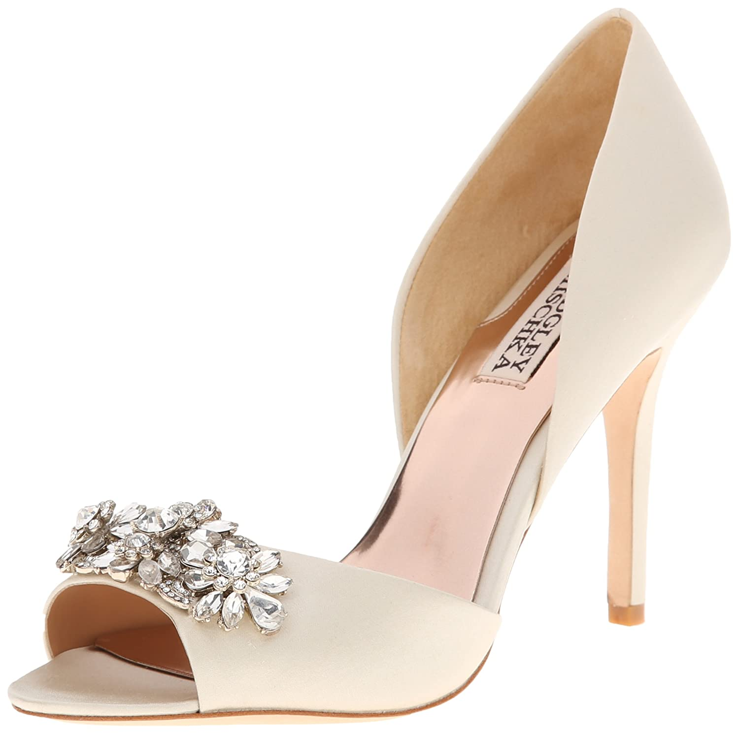 Amazon Badgley Mischka Women s Giana D Orsay Pump Shoes