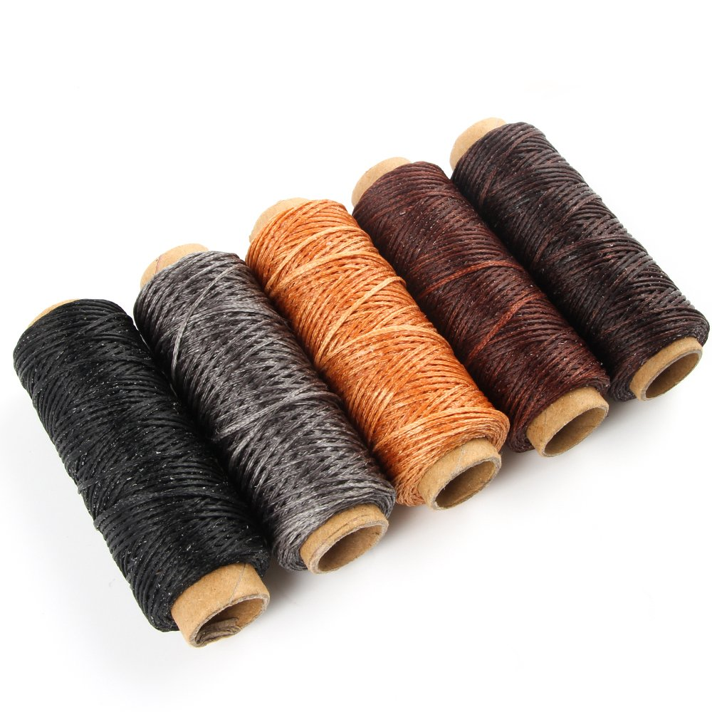 16pcs Leather Craft Tool Set Upholstery Carpet Canvas DIY Sewing Accessories