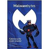 Malwarebytes Premium v3 3-User 1 Year Tech
