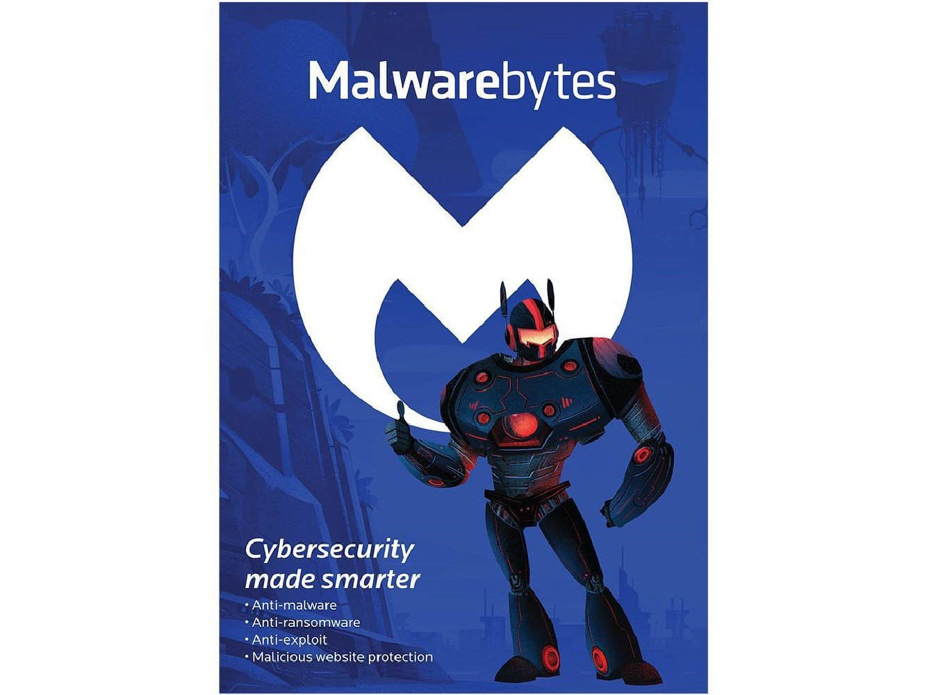 Malwarebytes Premium v3 3-User 1 Year Tech