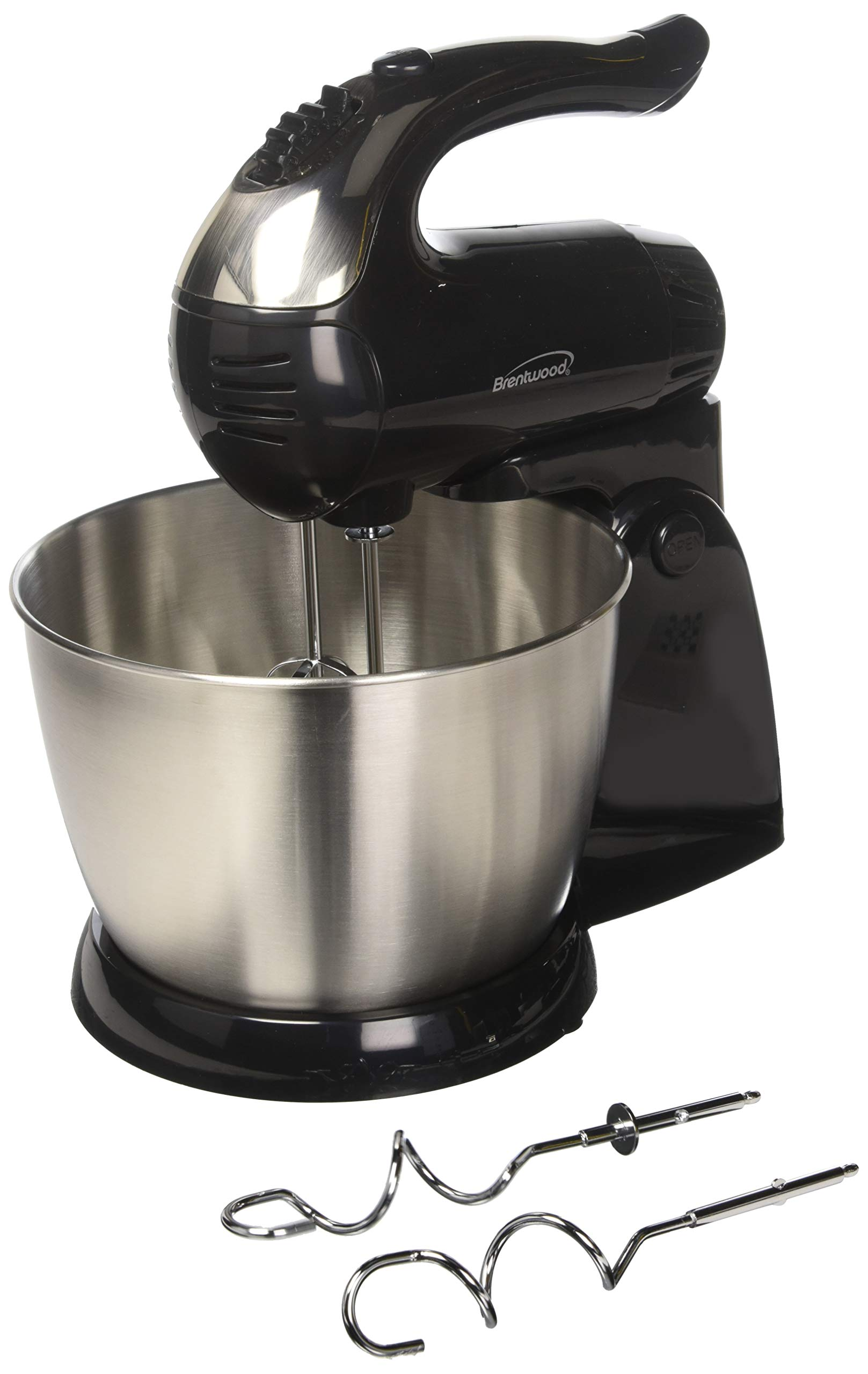 Brentwood 5 Speed Hand/Stand Mixer