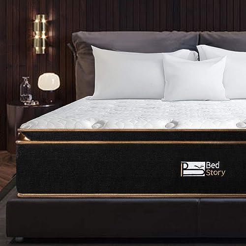 BedStory 12 Inch Cal King Mattre