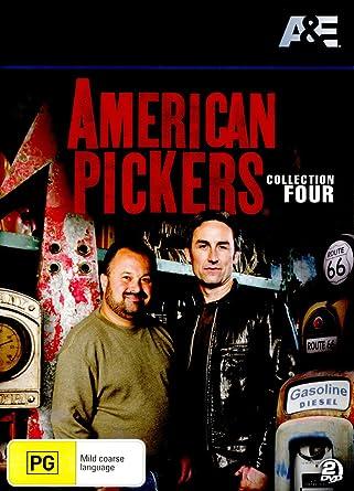 Word American pickers danielle na