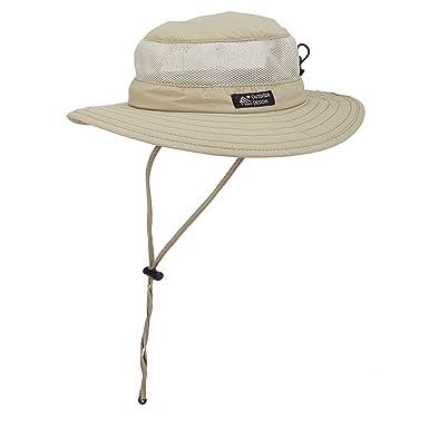 519cca6099cc6 Dorfman Pacific Men s Bonnie Mesh Sides Hat