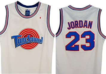 wholesale dealer 81a5a b8310 Space Jam Michael Jordan Space Jam Jersey  Amazon.co.uk  Sports   Outdoors