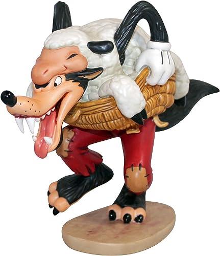 Disney WDCC Big Bad Wolf I m a Poor Little Sheep
