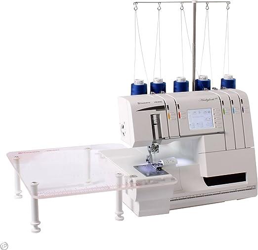 Husqvarna 4250229858197 - Maquina remalladora y recubridora ...