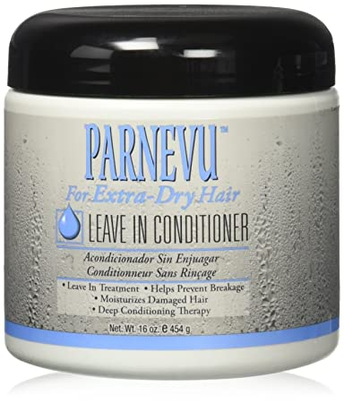 Parnevu Leave In Conditioner For Extra Dry Hair 16 Ounce