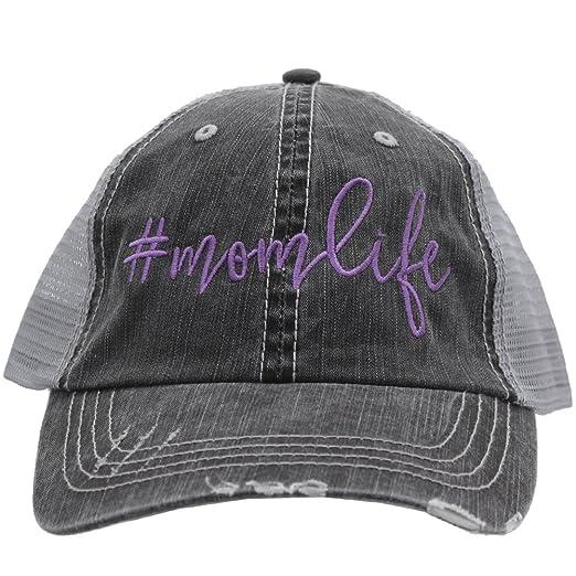 3ad0b5529 BHW Mom Life #Momlife # Momlife Glittering Trucker Style Baseball Cap Hat