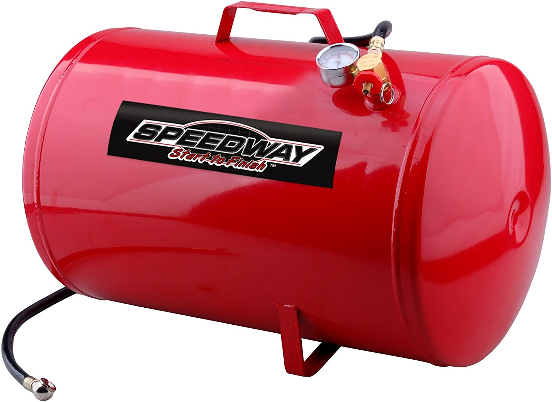 Speedway 52297 10 gallon Portable Air Tank