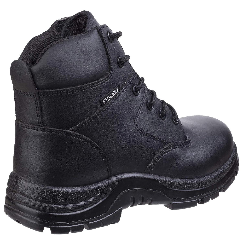 Amblers Safety, Pantofole Donna Blu Blu Blu bluberry 6886eb