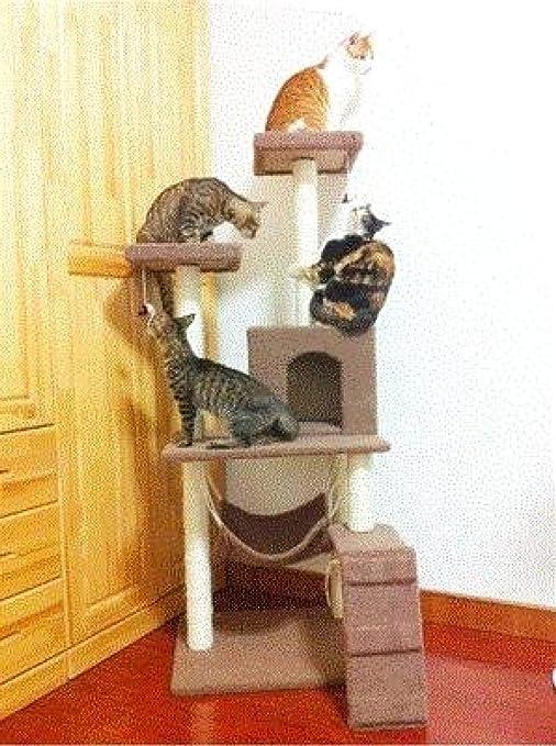 gengxinxin para Gatos con Árbol para Gatos De Gato De ...