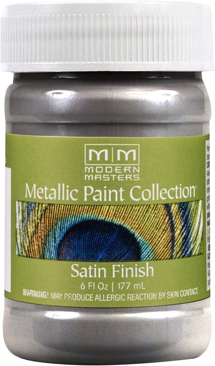 Modern Masters ME591-06 Metallic Platinum, 6-Ounce