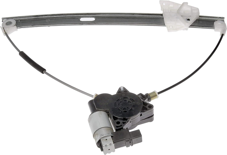 Dorman 749-050 Mazda 3 Front Driver Side Power Window Regulator w//out Motor