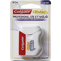 Colgate Total Pro Diş Eti Sağlığı Diş İpi 50 mt 1 Paket