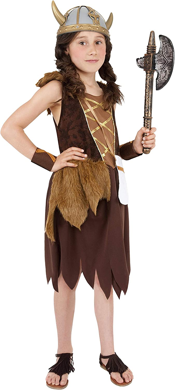 Smiffys - Disfraz de Vikingo para Mujer, Talla L (38650L ...