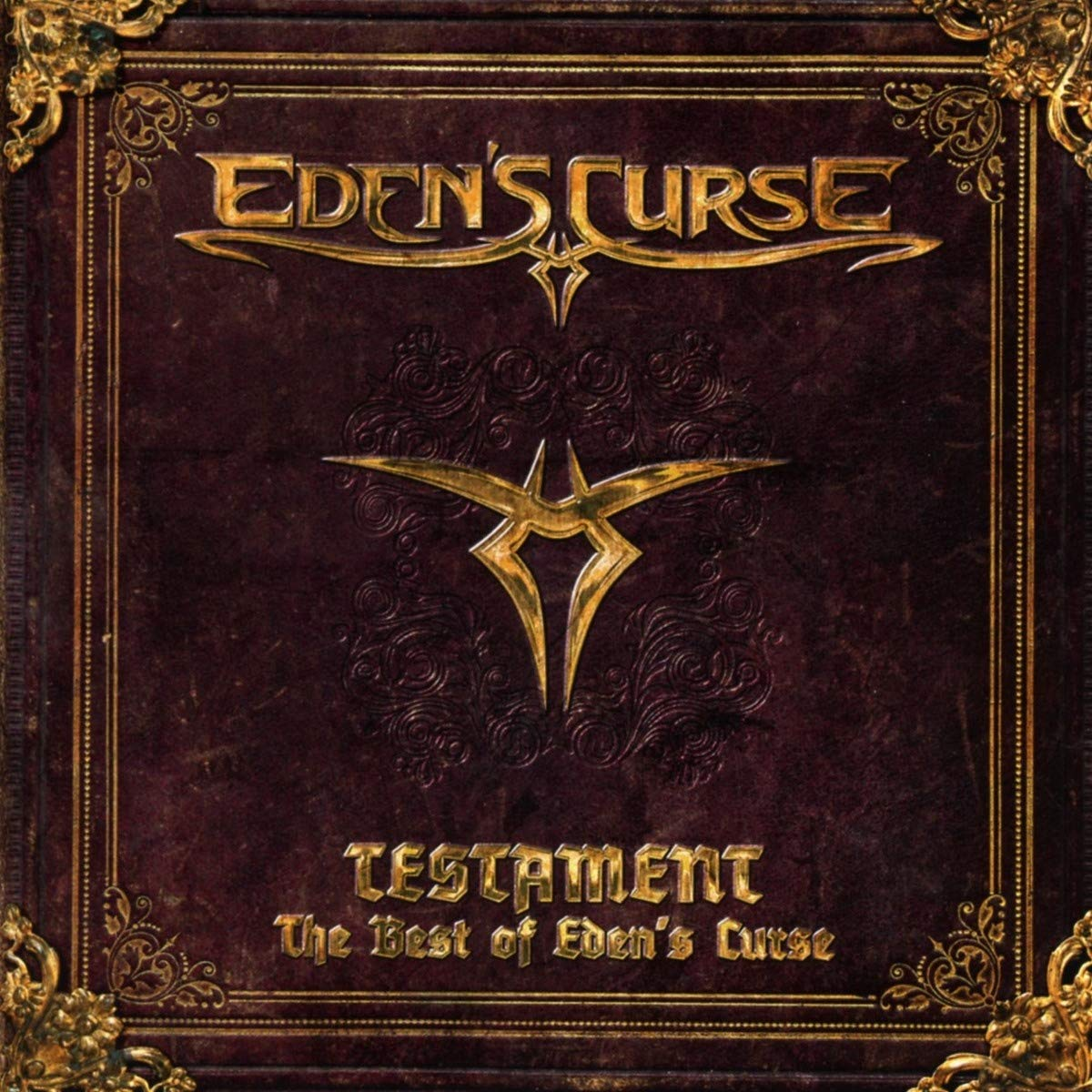 CD : Eden's Curse - Testament - The Best Of Eden's Curse (CD)