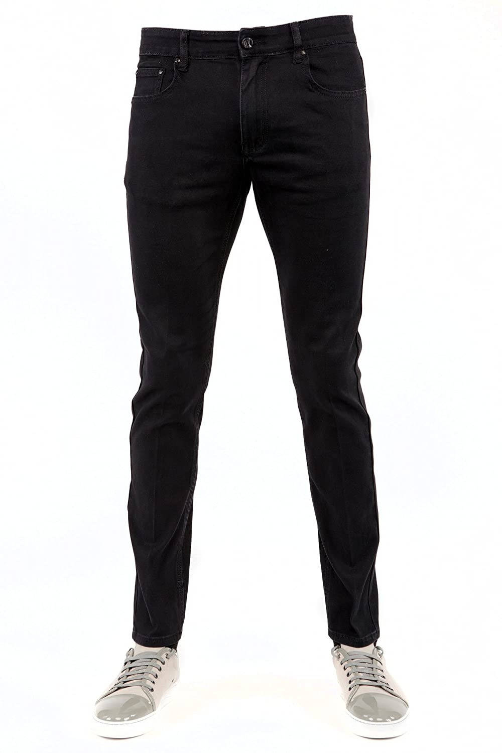 655a916b2d Perruzo Men's Skinny Fit Stylish Stretch Jeans at Amazon Men's Clothing  store: