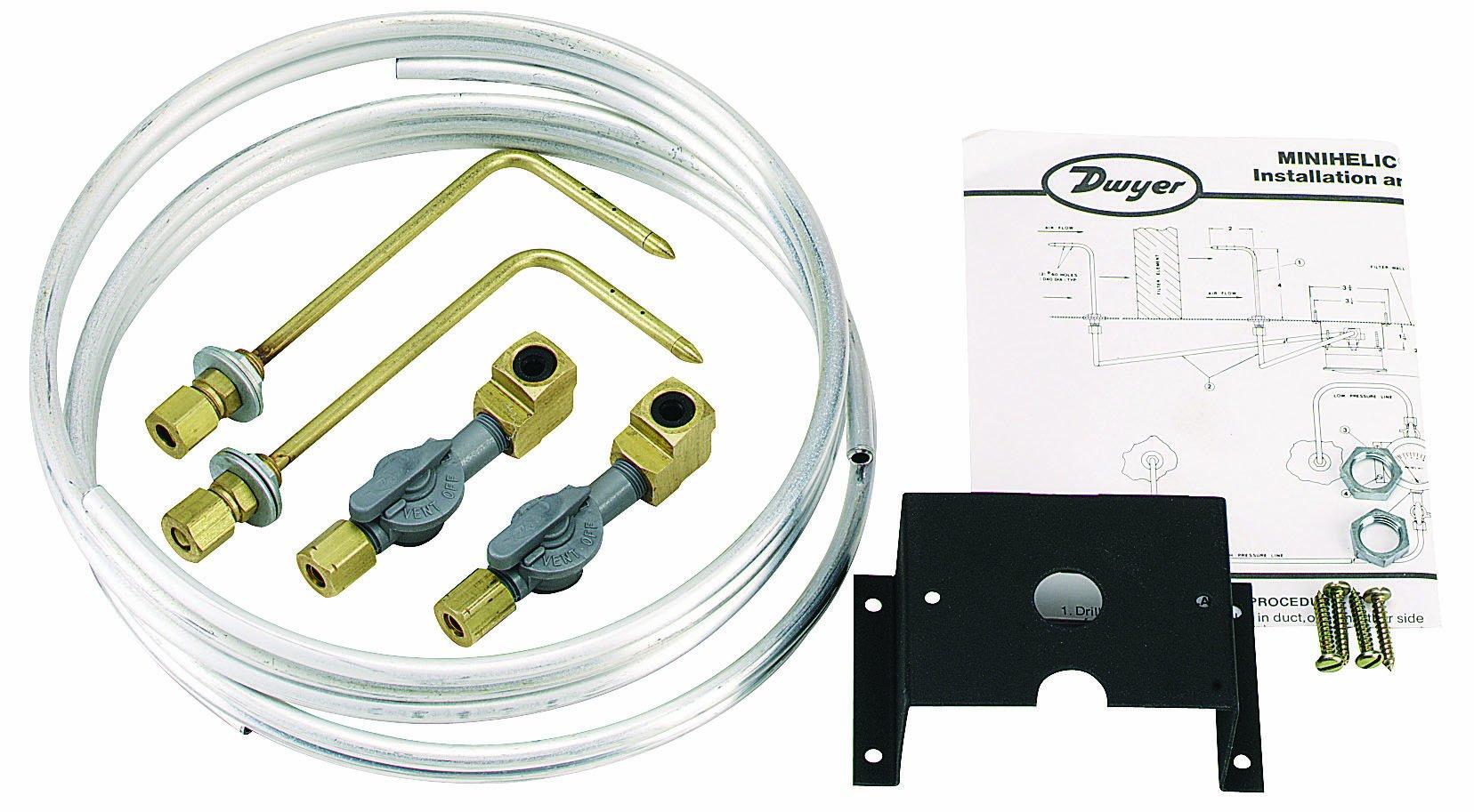 Dwyer Air filter kit for Series 2-5000 Minihelic II Gauge