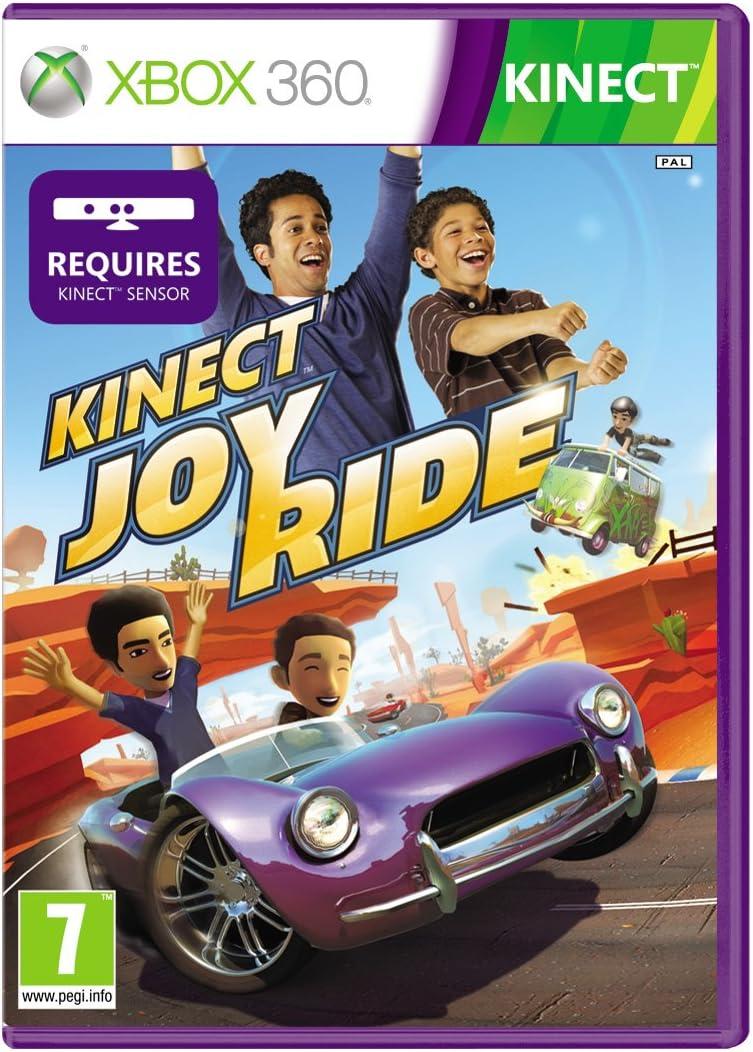 Microsoft Joy Ride, Xbox 360 - Juego (Xbox 360, Xbox 360, Racing, Big Park, E (para todos), ENG): Amazon.es: Videojuegos