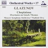 Glazunov - Chopiniana