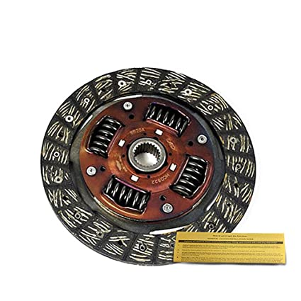 Amazon.com: EXEDY CLUTCH DISC FRICTION PLATE ACURA RSX HONDA CIVIC Si 2.0L K20 i-VTEC 5-SPD: Automotive