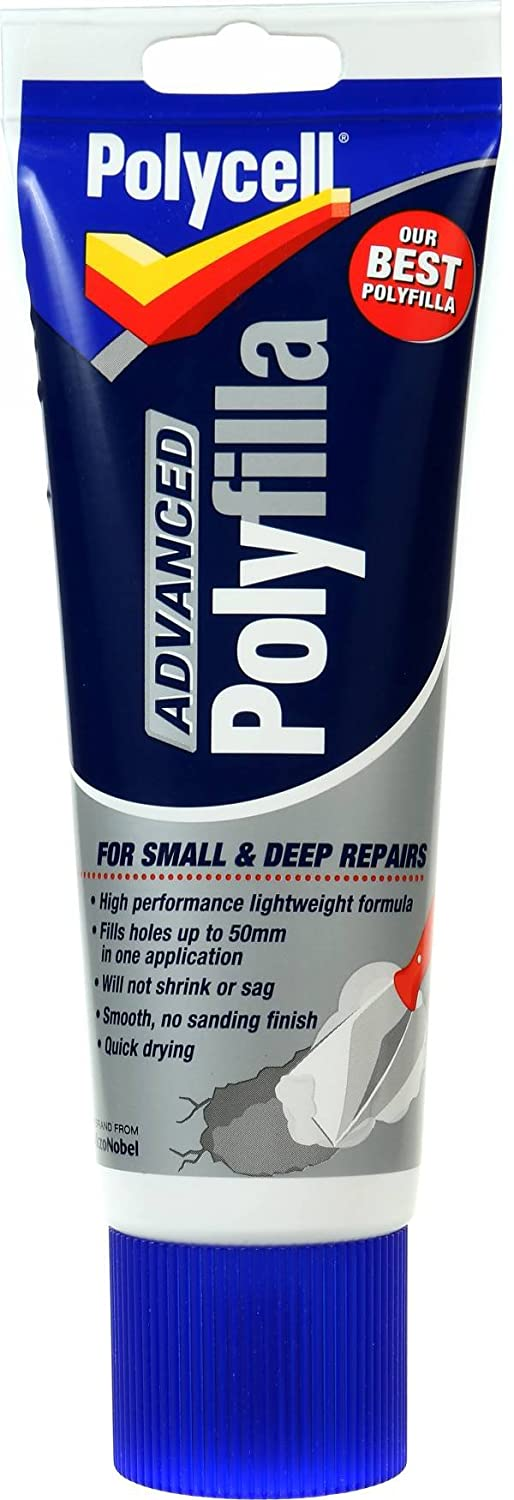 Polycell One Fill Lightweight Polyfilla, 600 ml PLCAPF600