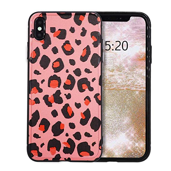 half off f48be 5e036 Amazon.com: Clouds Compatible iPhone Xs Max Case,Cute Slim-fit ...