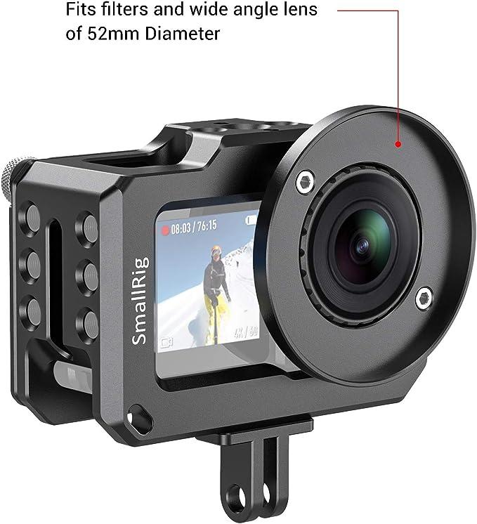 Smallrig Cvd2360 Video Vlogging Kamera Rahmen Für Dji Kamera