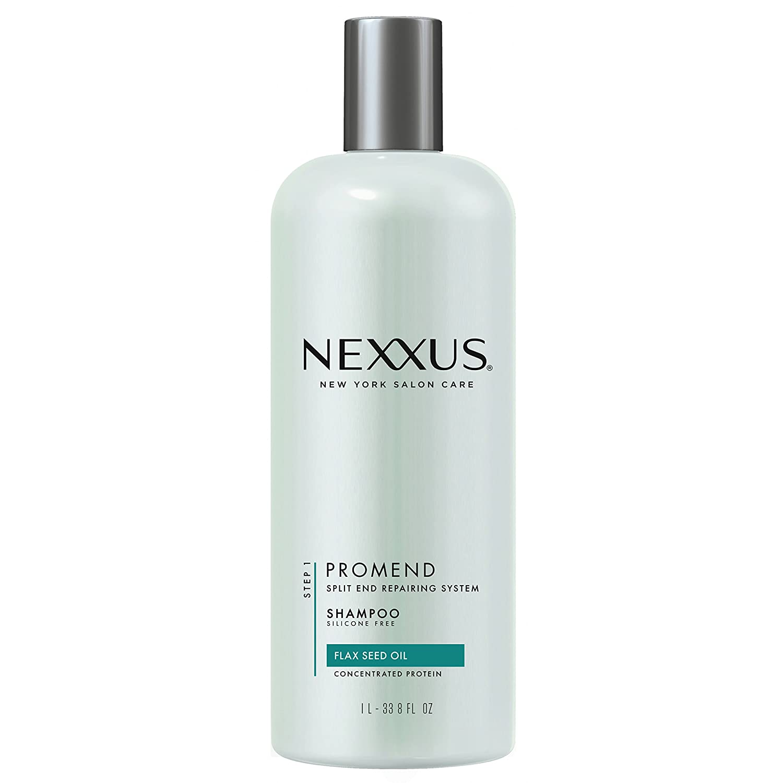 Nexxus Promend Shampoo, for Hair Prone to Split Ends 33.8 oz