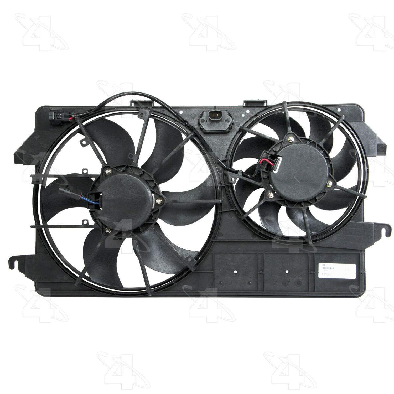 Four Seasons 76256 Radiator//Condenser Fan Motor Assembly