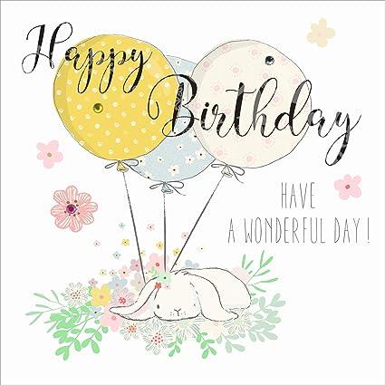 Happy Birthday, Have a Wonderful Day! - Tarjeta de ...
