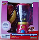 Play Right Playright Kitchen Appliance Blender & Food Playset