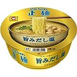 マルちゃん正麺 カップ 旨みだし塩 103g×12個