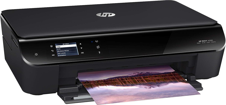 Hp - Envy 4504 Network-ready Wireless E-all-in-one Printer