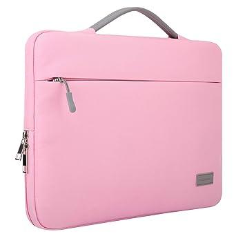 MoKo Compatible con 13-13.3 Inch Laptop, Funda de Protector Bolso de Oxford Suave Cubierta para 13.3