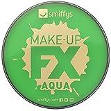 Smiffy's 39142 - Colore per trucco ad acqua, per viso e corpo, 16 ml, Verde