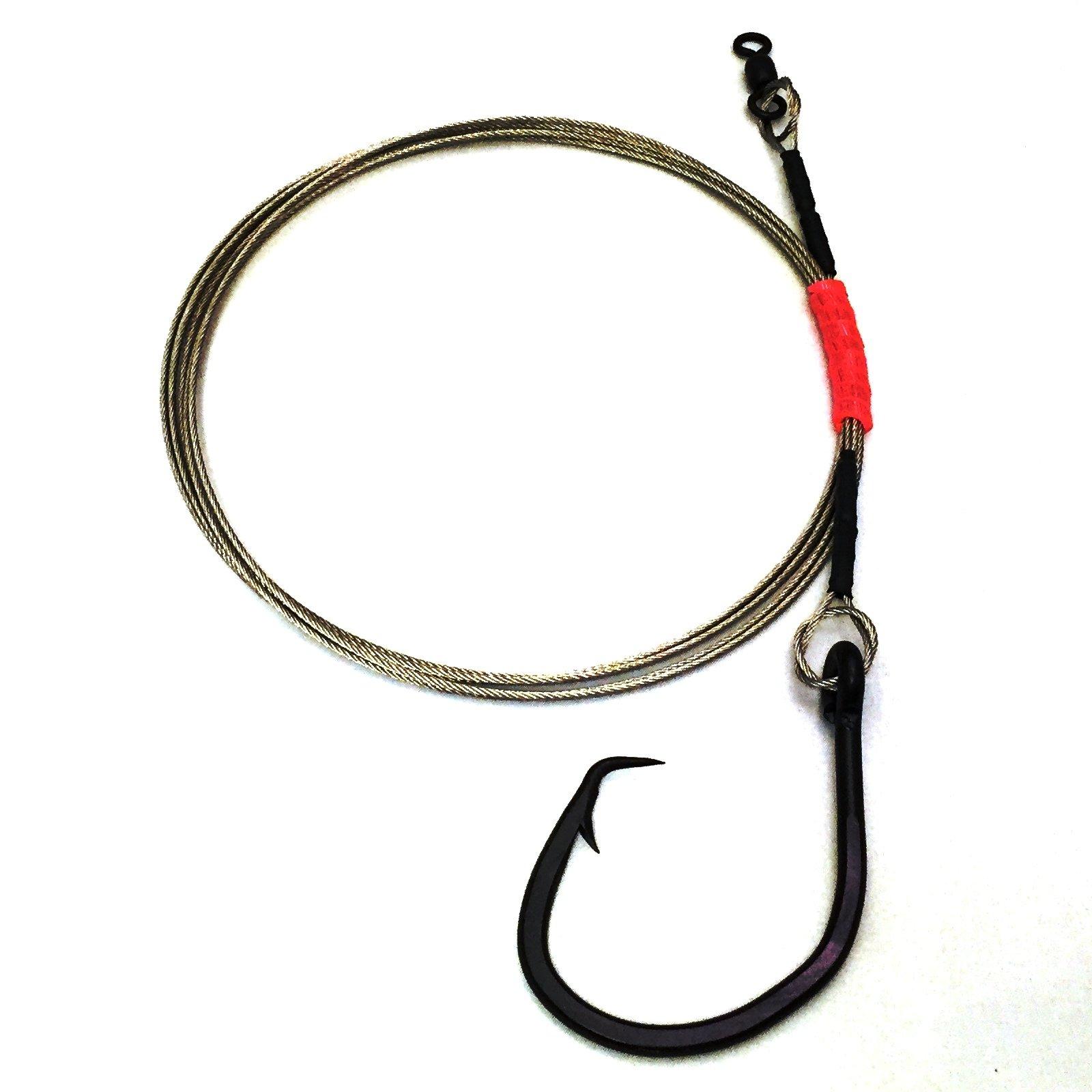Shark Rig - 480# Cable 20/0 Circle Hook